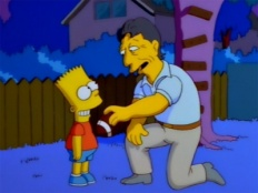 The Simpsons 09x06 : Bart Star- Seriesaddict